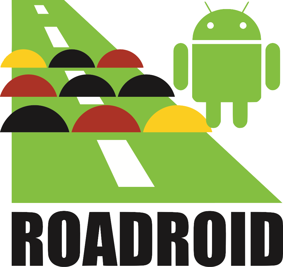 Roadroid transparent